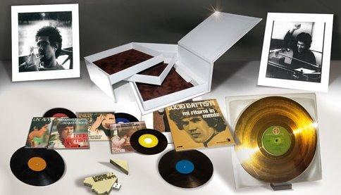 Con il nastro d oro lucio battisti gold limited for Gemelli diversi discografia completa