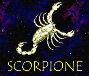Scorpione La Mia Ombra